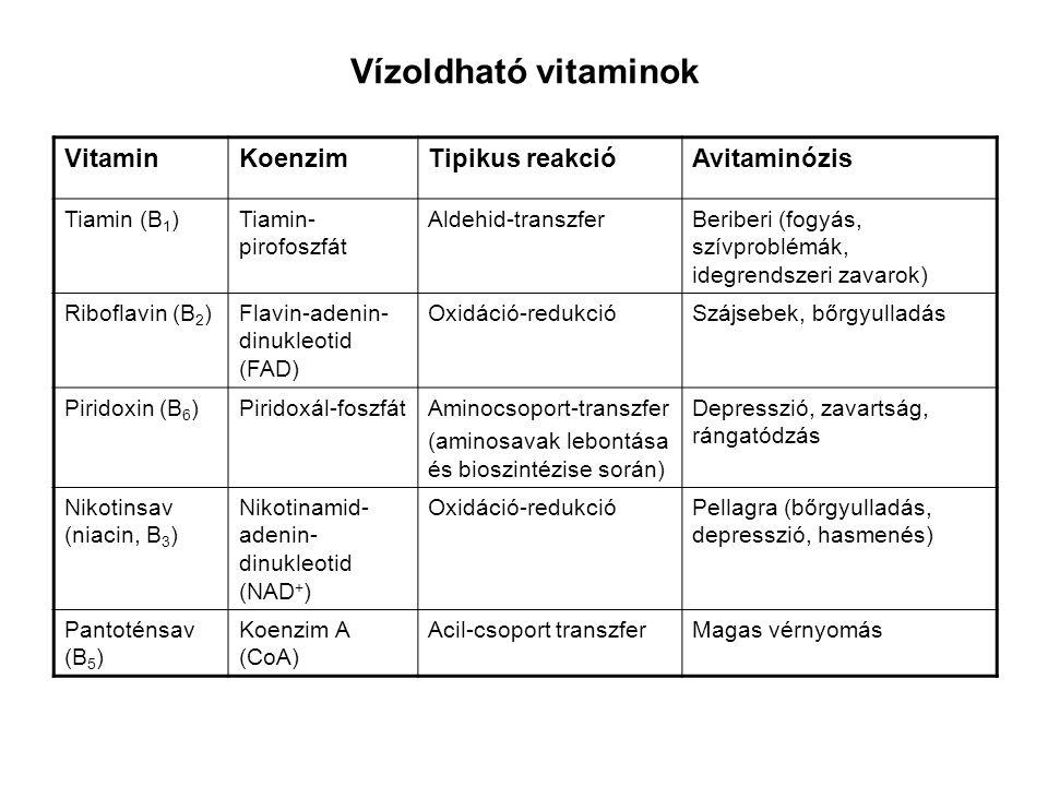 B3-vitaminból nehéz hiányt szenvedni | Gyógyszer Nélkül
