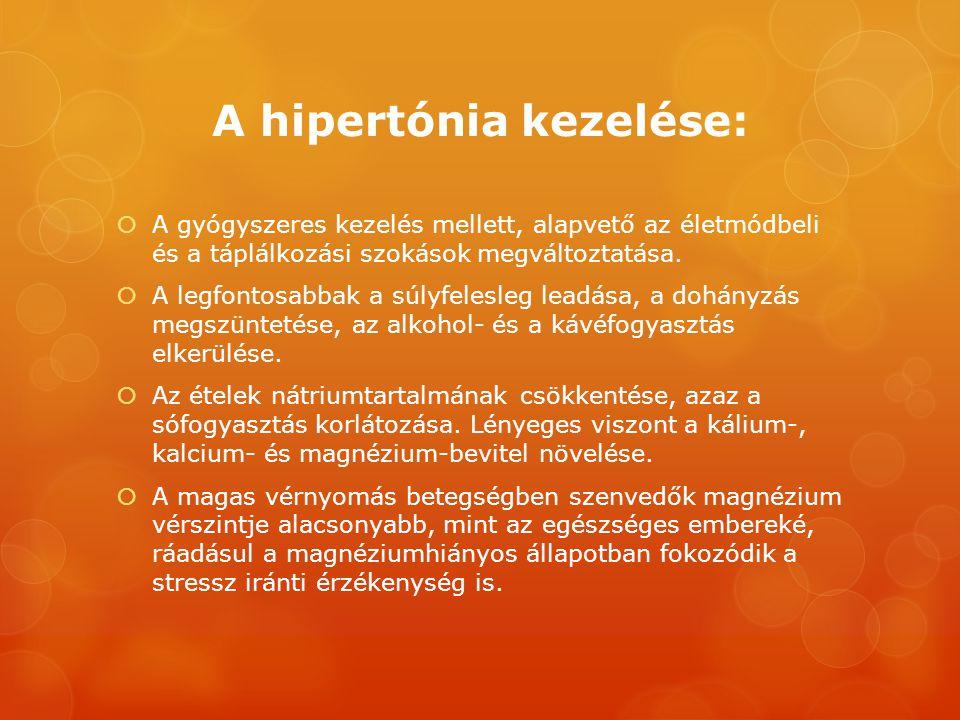 kalcium-magnézium hipertónia orvos malko magas vérnyomás