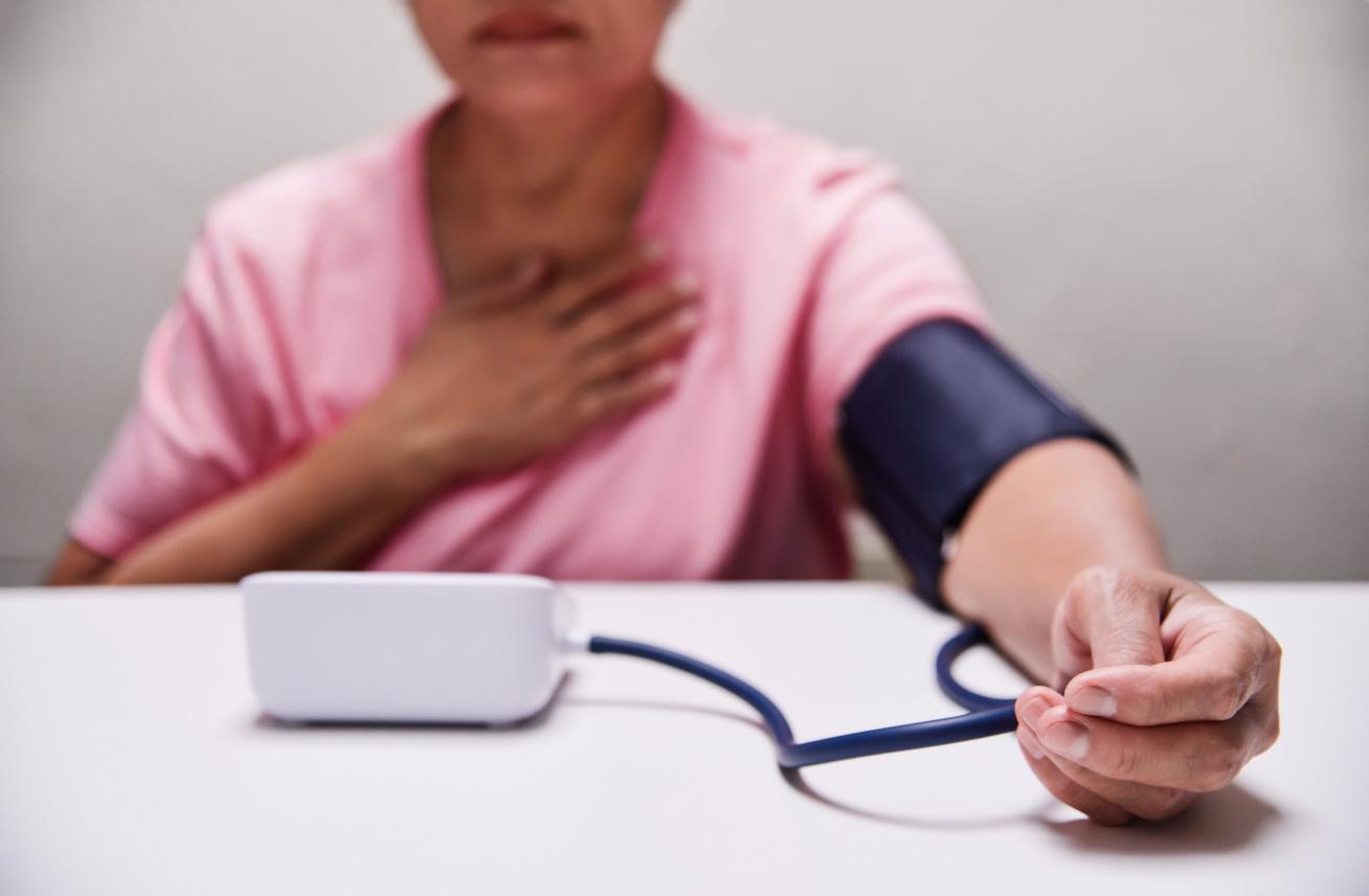 koszorúér-magas vérnyomás