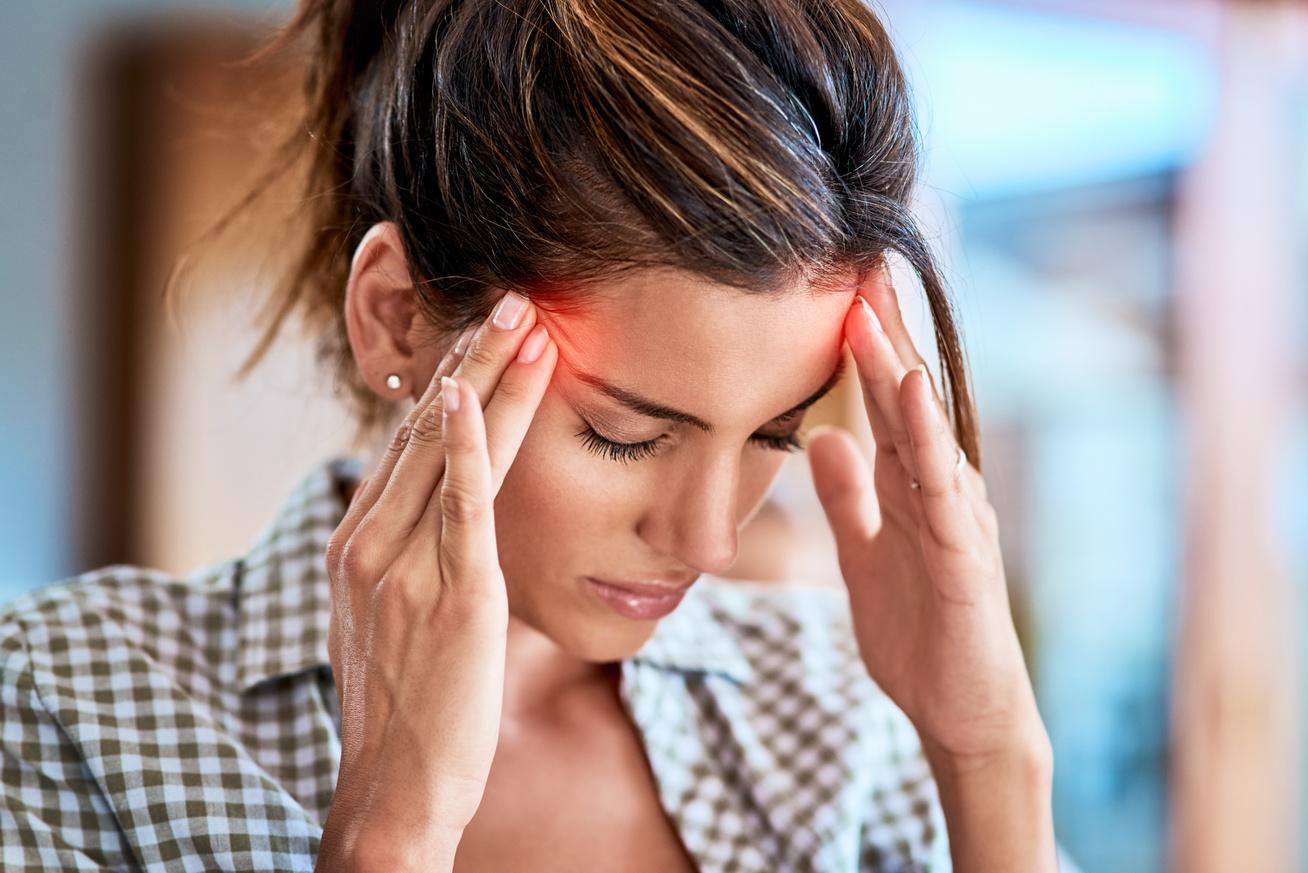 a fejfájás oka magas vérnyomásban magas vérnyomás gyulladással