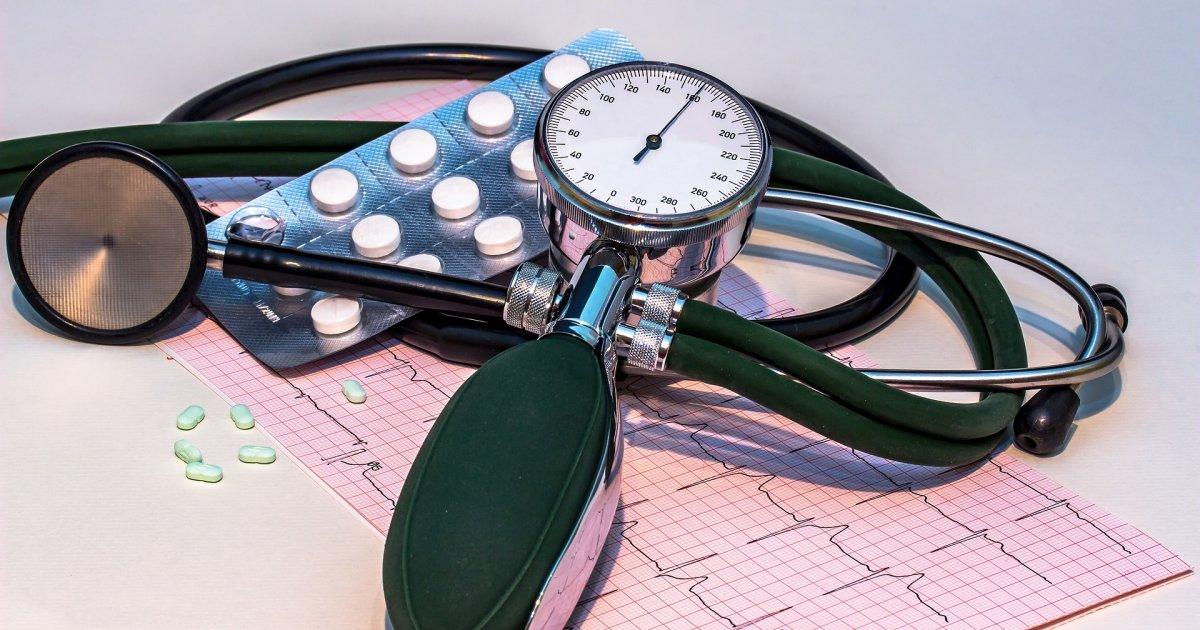 hogyan vertem meg a magas vérnyomást