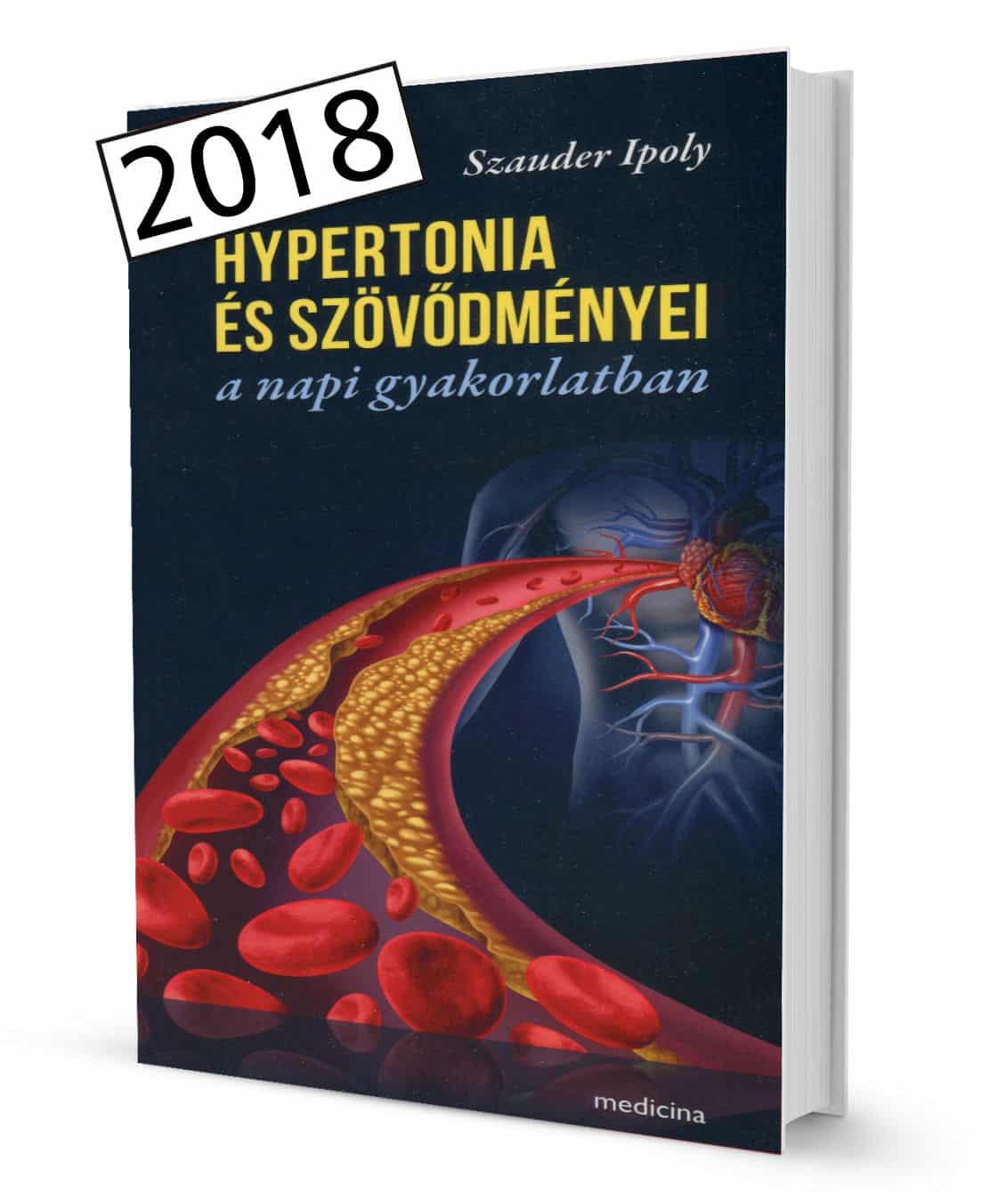 könyv hipertónia sz magas vérnyomás és annak beállítása