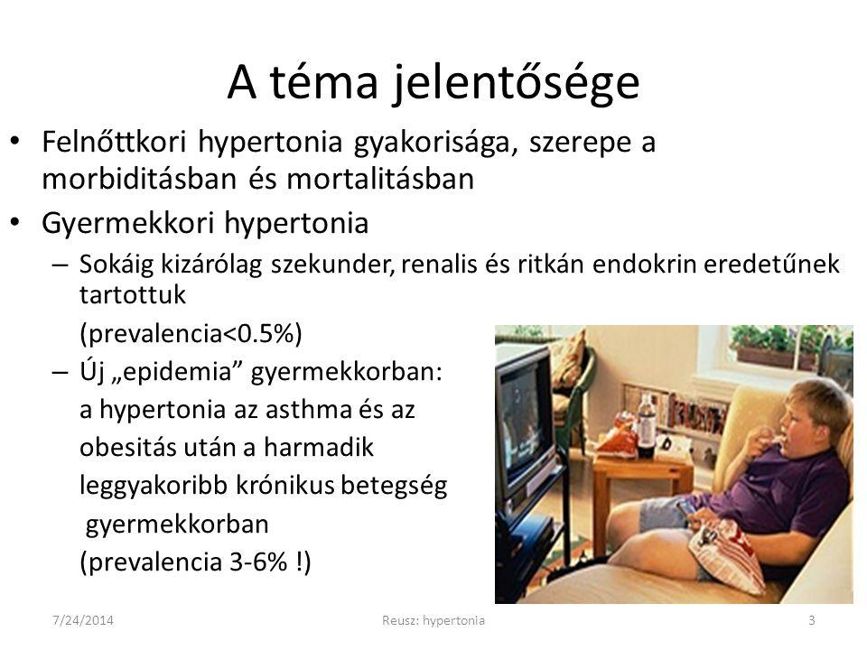 a hipertónia új módszere magas vérnyomás normák