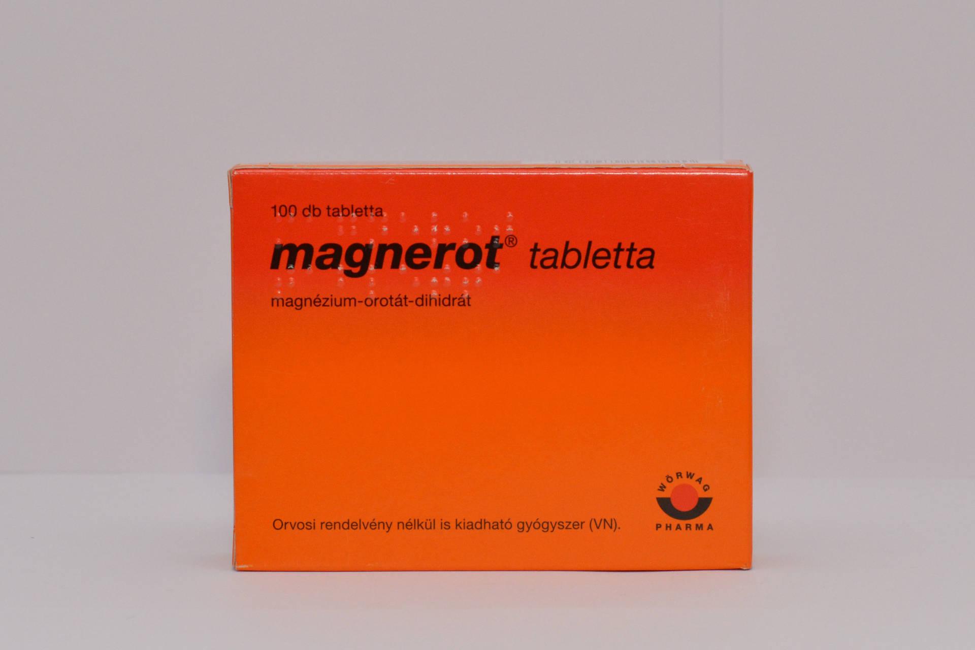 magnerot magas vérnyomás esetén mire vezet a magas vérnyomás