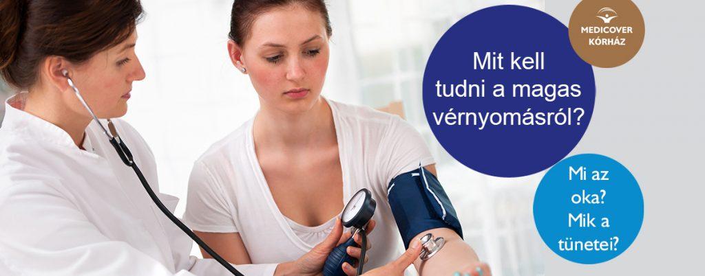 pontokat a magas vérnyomás kezelésében