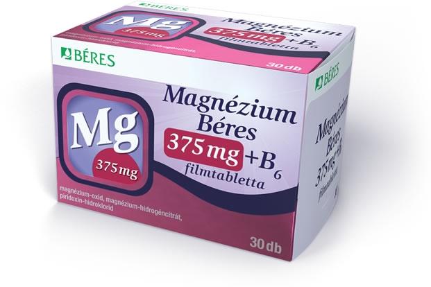 magne b6 hipertónia kezelése magas vérnyomás szívhibákkal