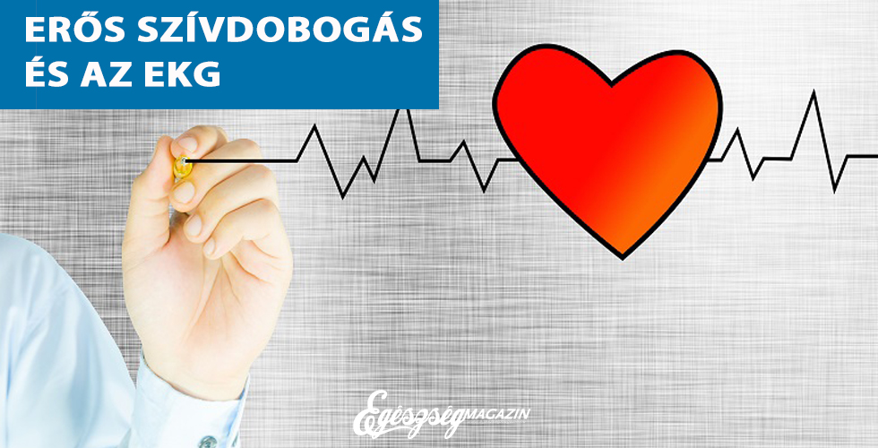 EKG a szív hipertóniája esetén