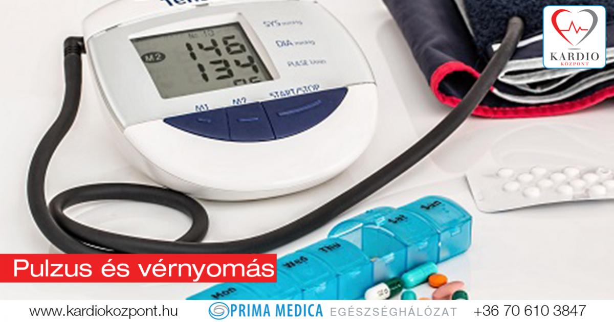 a magas vérnyomás pulzusának tünetei hogyan kell kezelni az idegeket és a magas vérnyomást