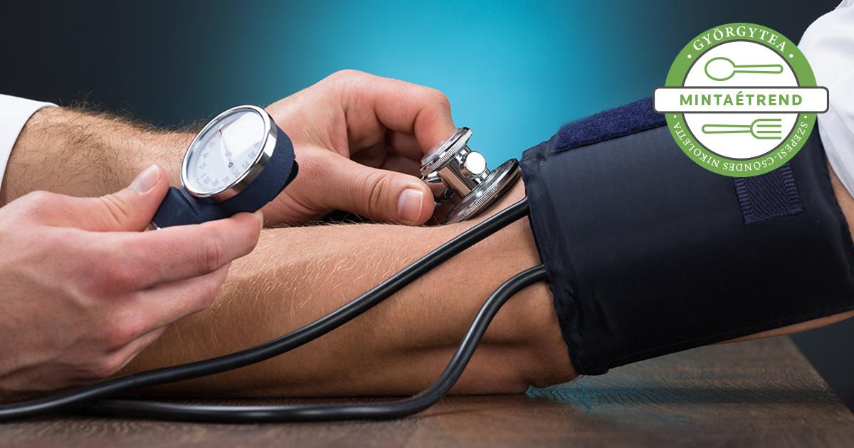 mintavizsgálat magas vérnyomás terapeuta részéről agyrák magas vérnyomás
