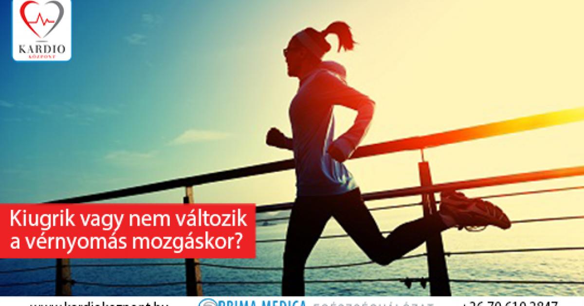 futás magas vérnyomás kezelésére bal pitvari magas vérnyomás