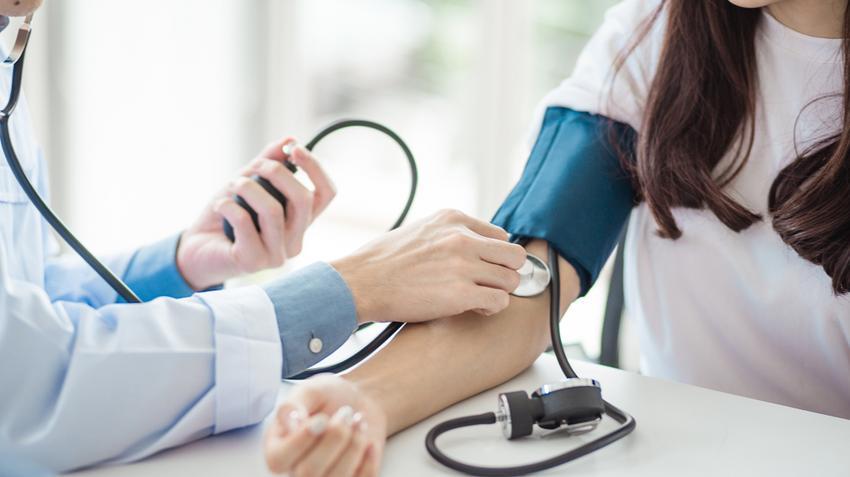 pihenjen magas vérnyomás esetén