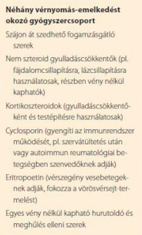 hidroklorotiazid magas vérnyomás esetén magas vérnyomás 3 kockázat 2