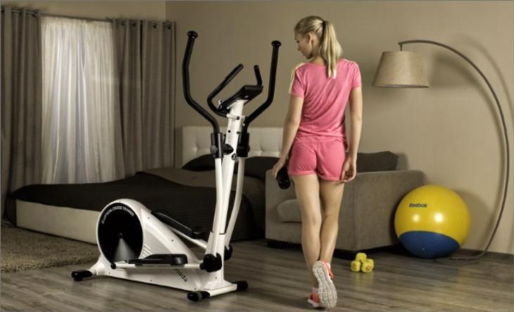 hogyan kell gyakorolni elliptikus edzőn hipertónia esetén