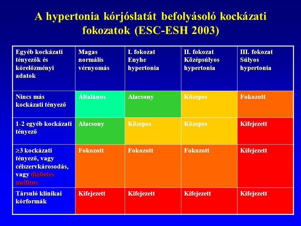 magas vérnyomás újdonságok a magas vérnyomás leírása