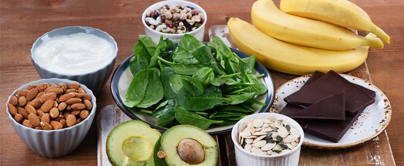 Ételek magnéziumhiány ellen | Gyógyszer Nélkül
