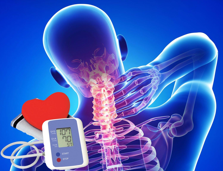 osteochondrosis magas vérnyomás magas vérnyomás jelek táblázat