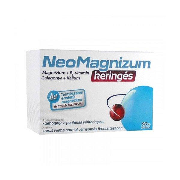 magas vérnyomás kálium-magnézium