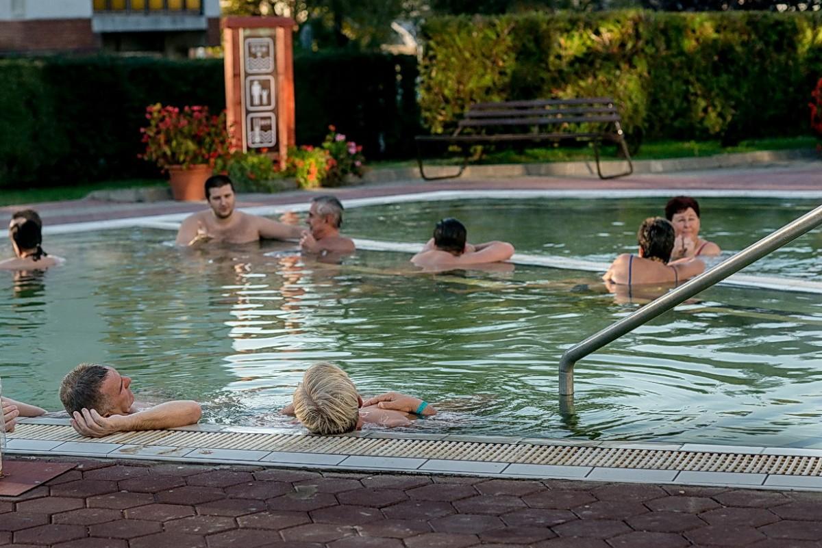 magas vérnyomás és forró fürdők