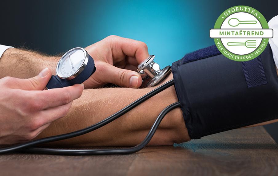 magas vérnyomás alacsonyabb szívnyomás a magas vérnyomás krónikus betegség vagy sem