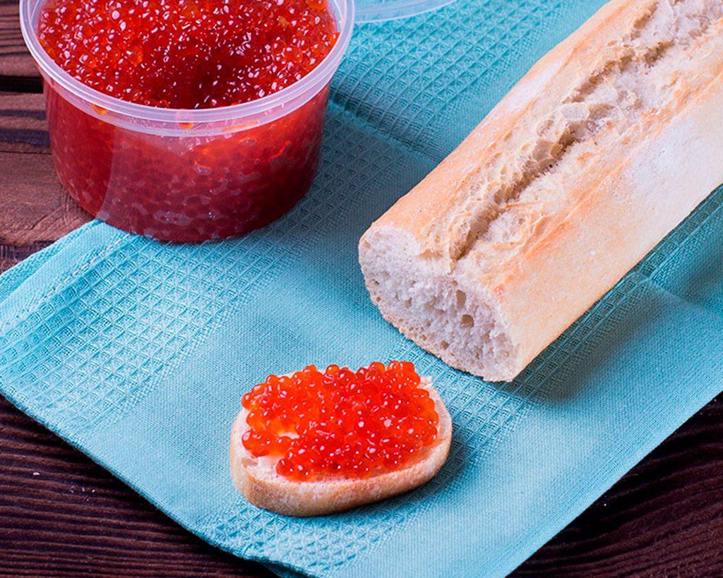 lehetséges-e magas vérnyomás esetén vörös kaviárt enni