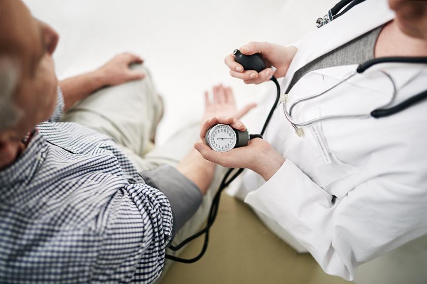 hogyan lehet meghatározni a magas vérnyomást vagy sem