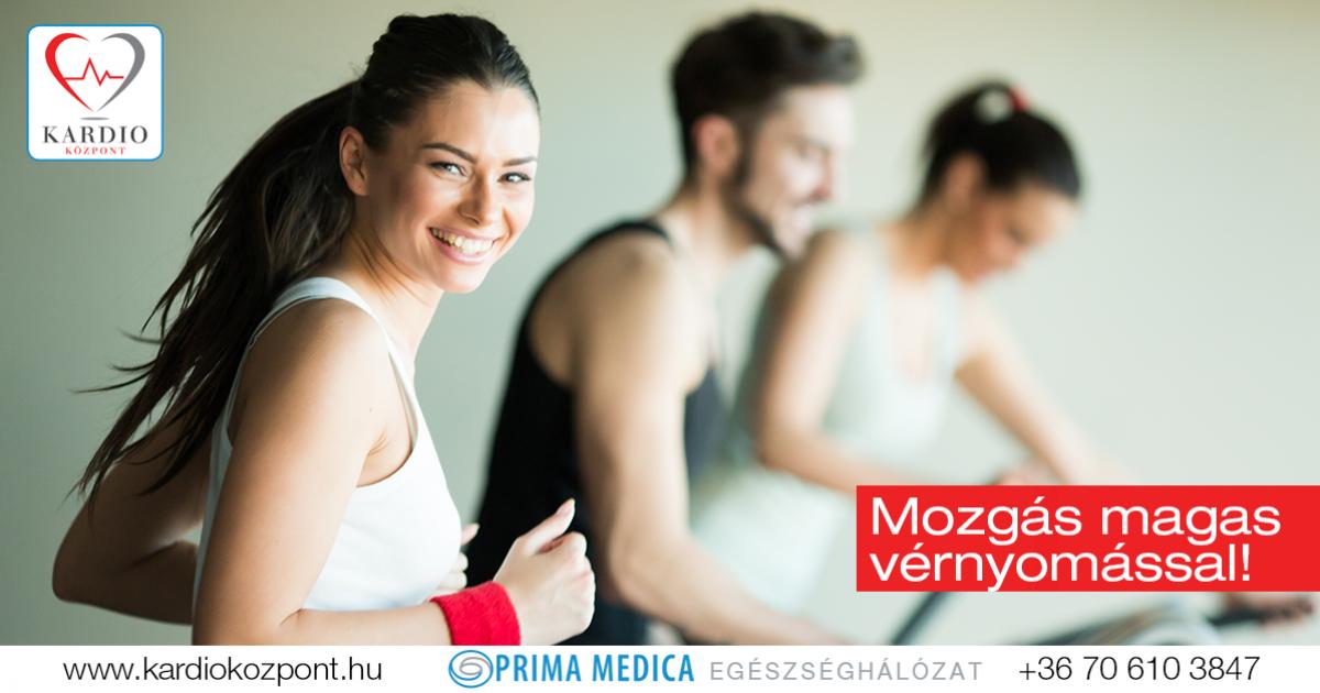 futás magas vérnyomás kezelésére nephrogén magas vérnyomás mcb-vel