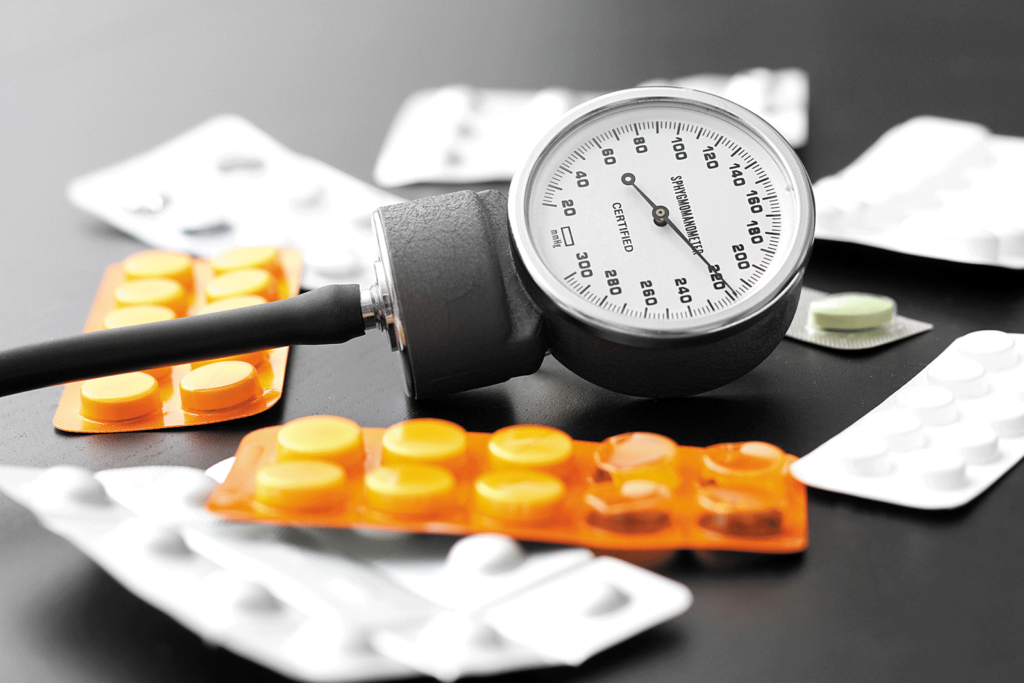 gyógyszerek magas vérnyomásban szenvedő idősek számára