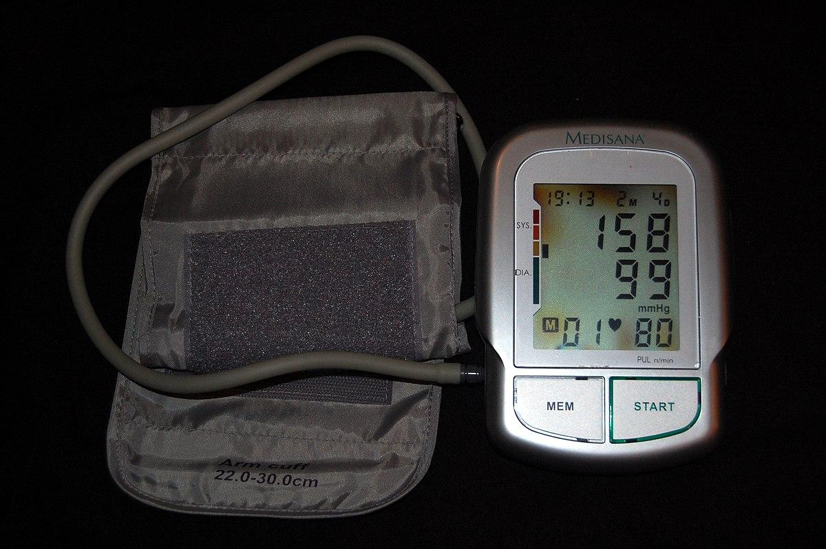 magas vérnyomás nyomáskezelés mandulagyulladás miatti magas vérnyomás
