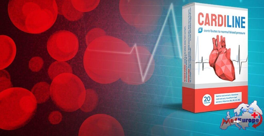 Cardio NRJ Magyarország, mire jó a - kapszulák a vérnyomás normalizálására