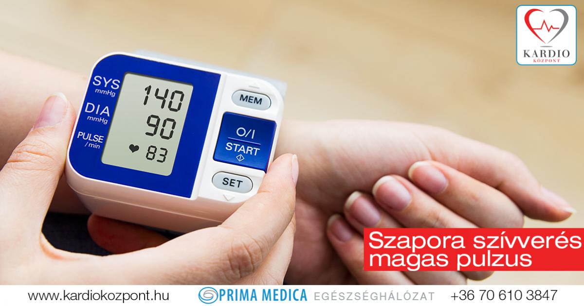 magas vérnyomás pulzus jellemzői sokat kell-e innom magas vérnyomás esetén