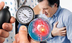 hipertónia hiperadrenerg forma