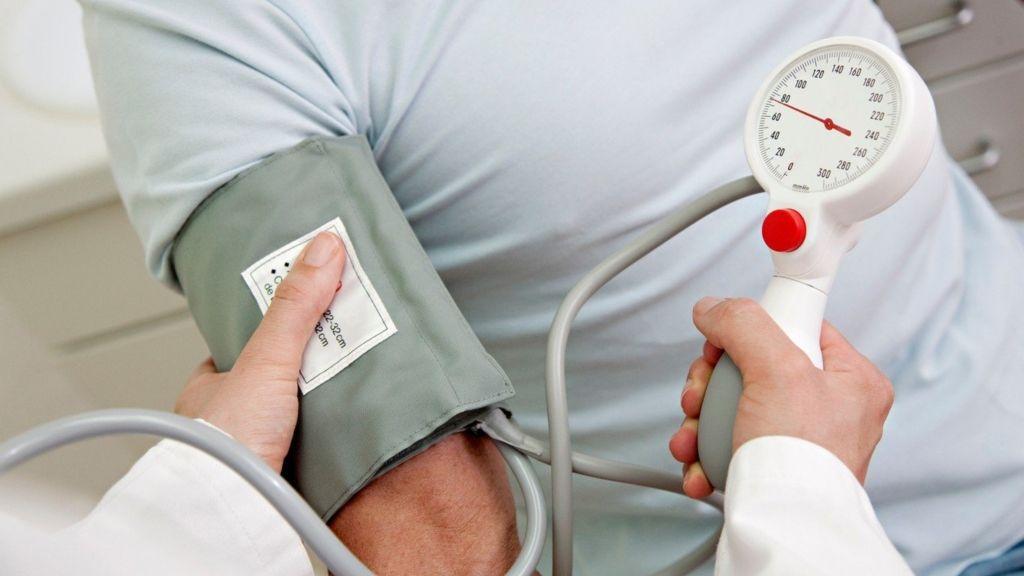 magas vérnyomás tüdőrákban magas vérnyomás diagnózisa 2 3 fok