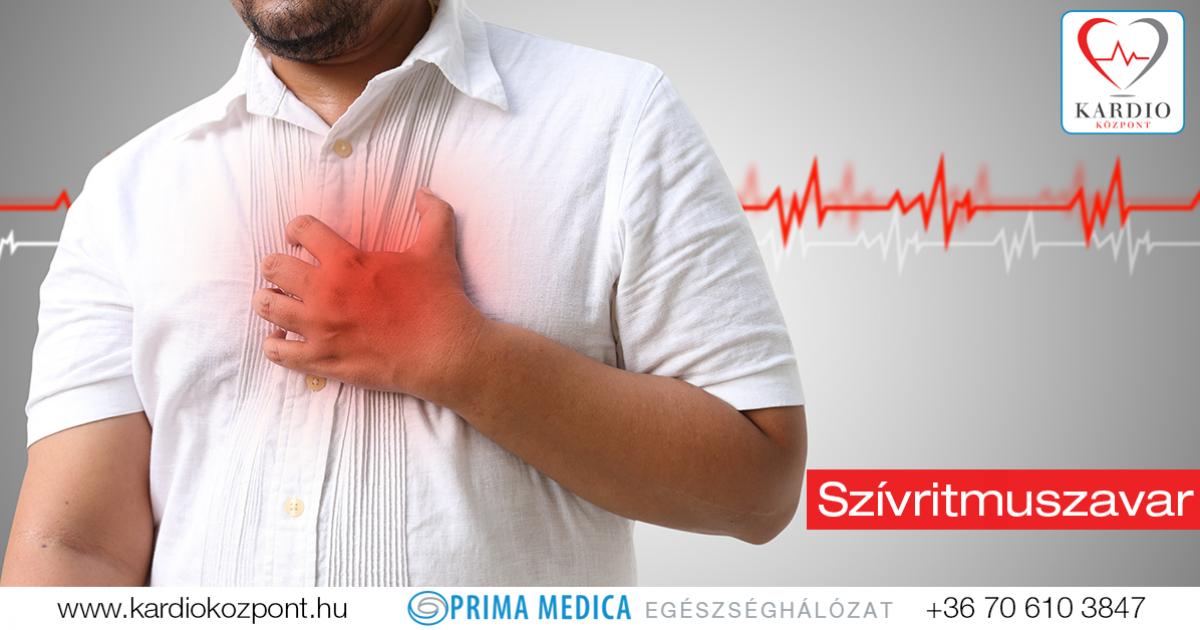 magas vérnyomás tachycardia kezelése szív hipertónia 4 fok