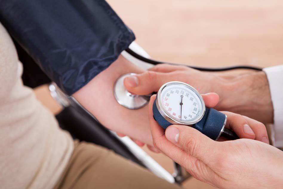 megtudja a magas vérnyomás mértékét